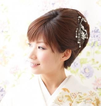 和装を上品で美しく見えるスタイル