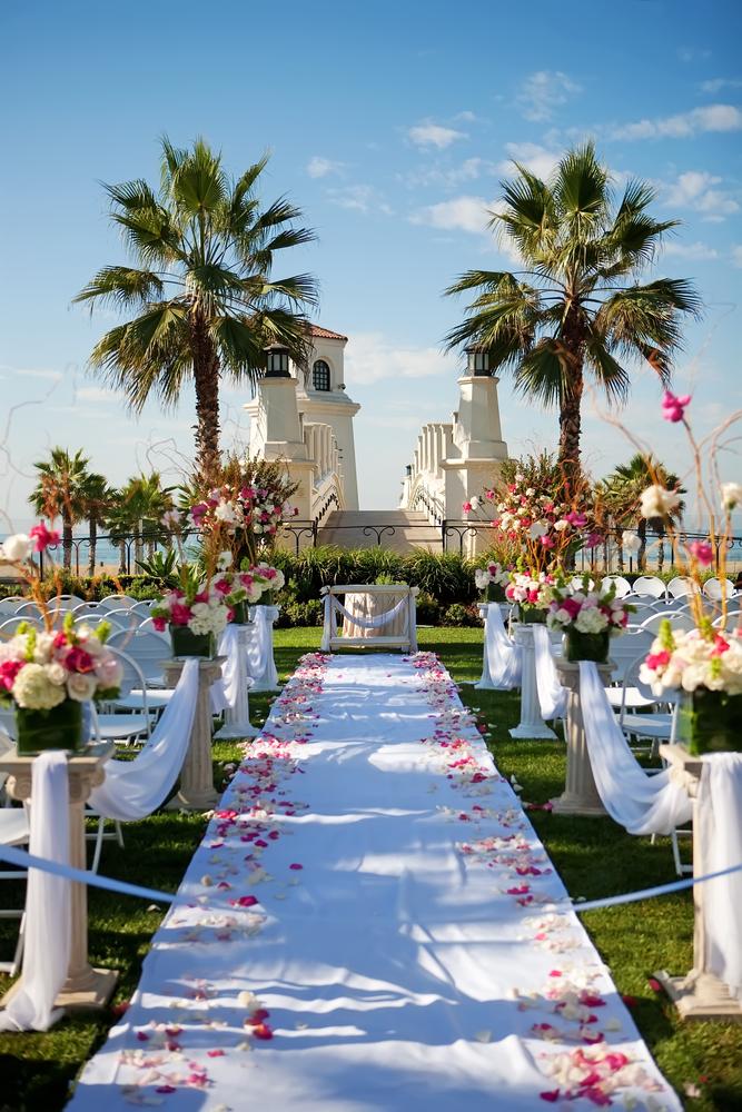 結婚式場を探す