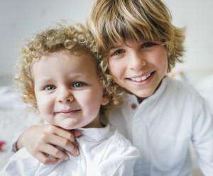 結婚式 髪型 子供