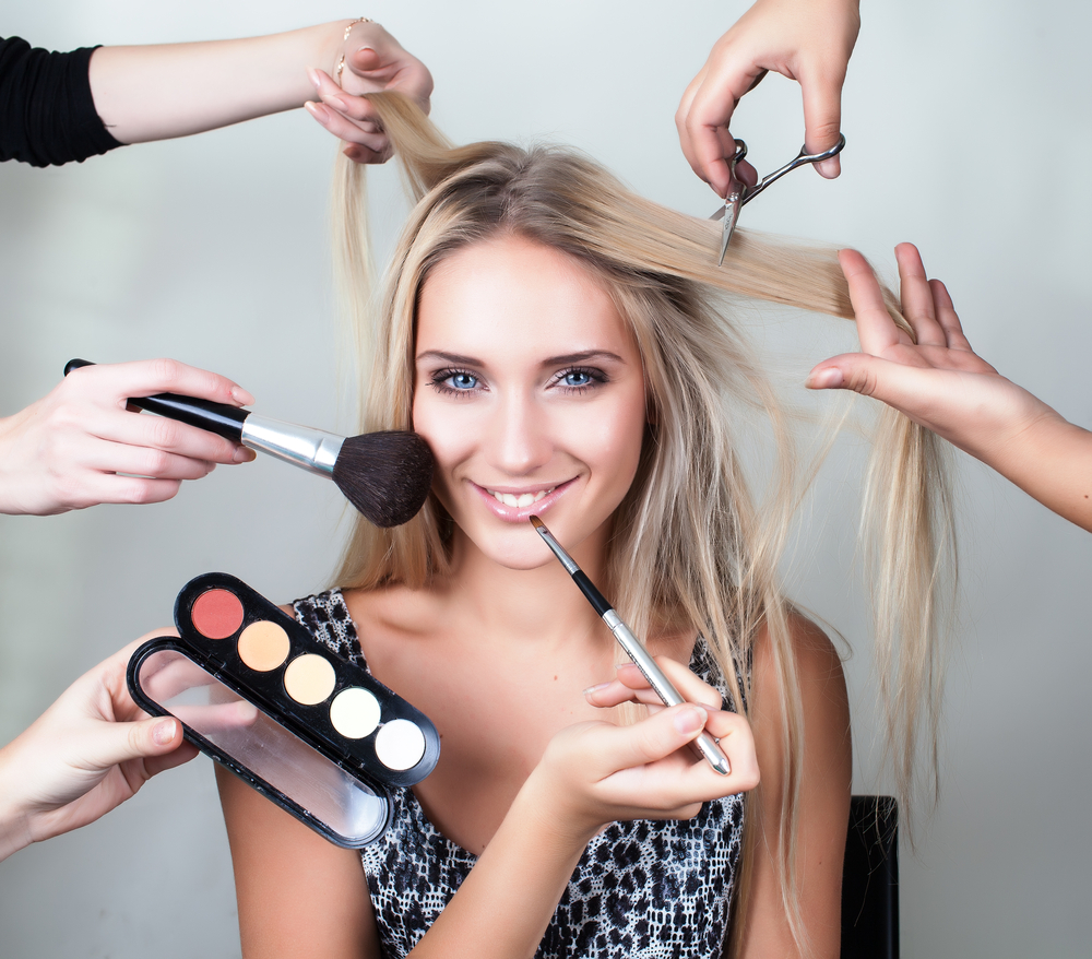美容院にヘアセットを任せる際の注意点