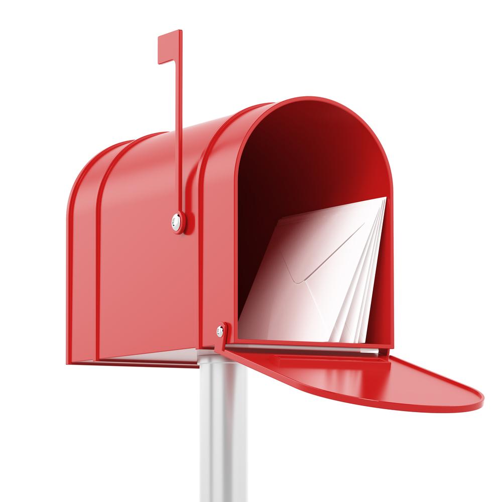 お礼状はどのように郵送したらいい?