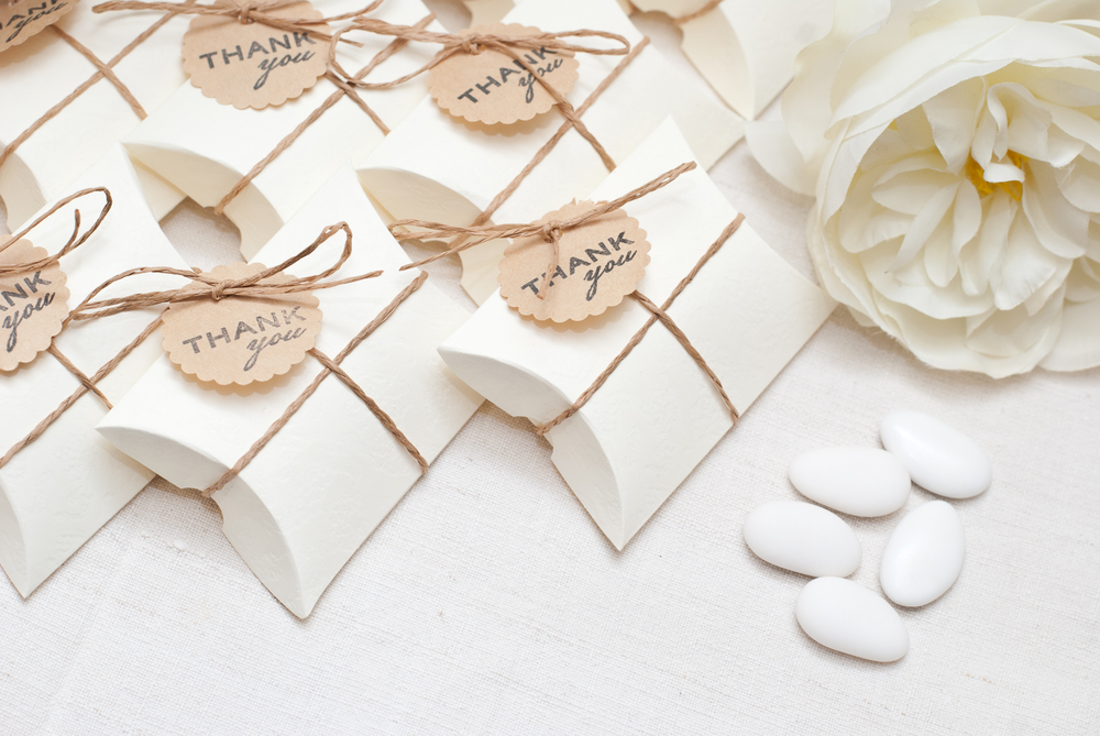 結婚式のプチギフトの基礎知識について
