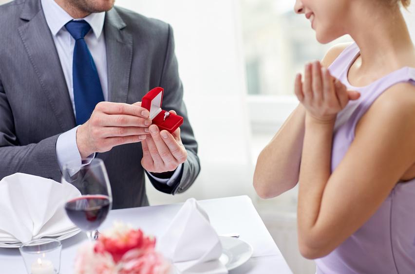 プロポーズ〜婚約〜顔合わせ食事会の流れとは?