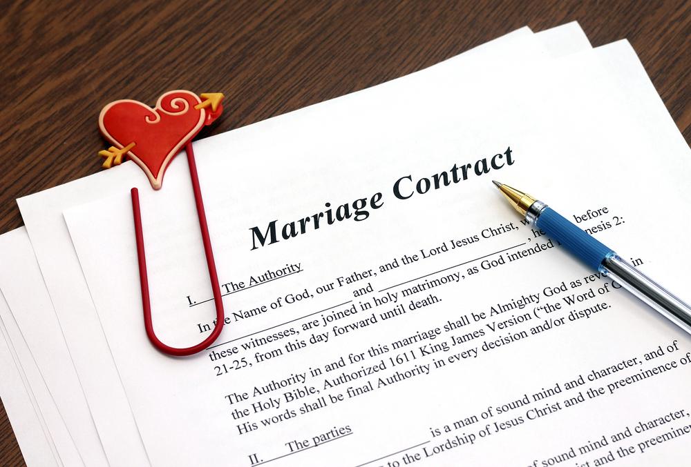 婚姻届と共に提出する必要書類とは?