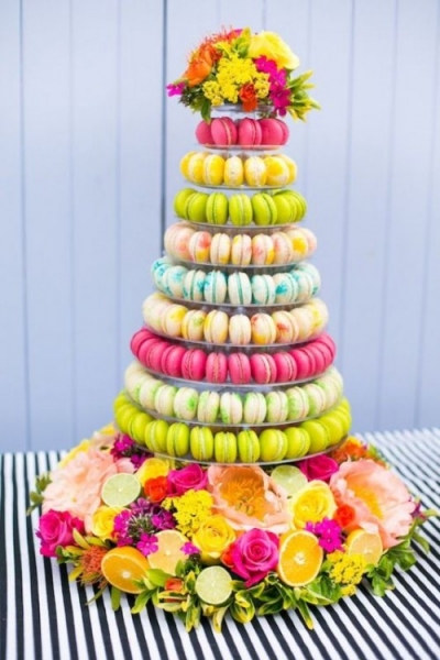 25-trendy-and-unique-macaron-tower-wedding-cakes-3-500x750s