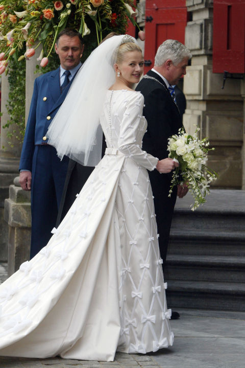 gallery-1437675401-hbz-royal-weddings-2004-mabel-wisse-smit-prince-johan-friso-norway-gettyimages-3463582