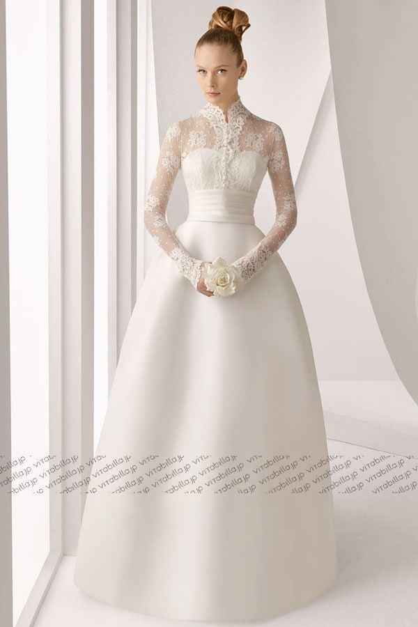 ウェディングドレスを選ぶなら袖に注目 体型の悩みにぴったり合う袖の
