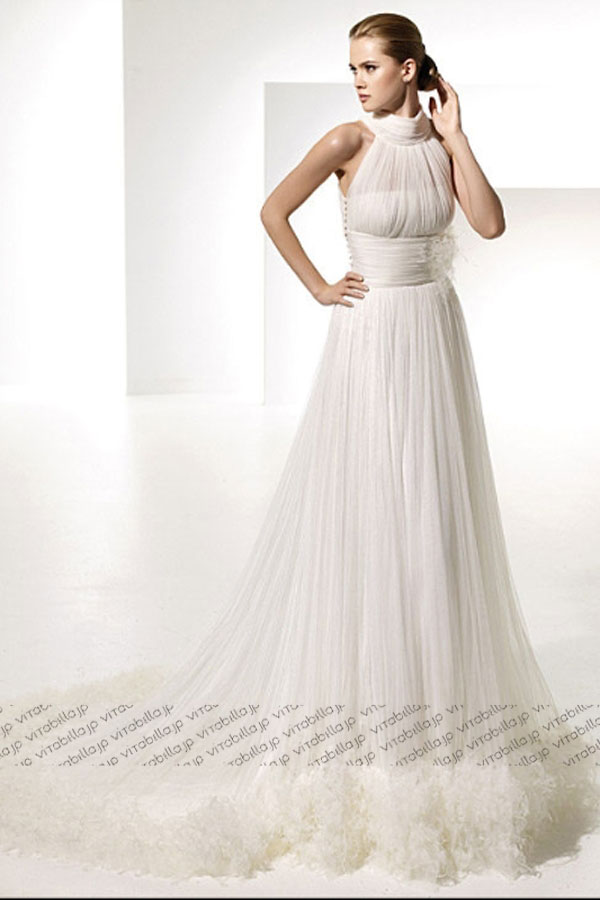 wedding-dress-a-line-tank-top-brush-train-white-001670001002-a