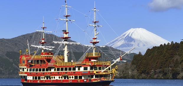箱根観光船