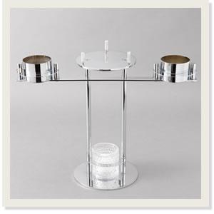 レンタル専用燭台