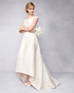 off-shoulder-ivory-hi-low-wedding-dress