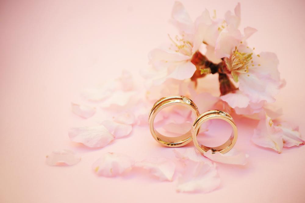 結婚指輪の価格の相場