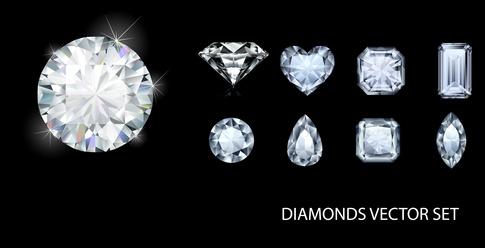 ダイヤモンドの質を評価する基準は?