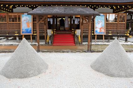 世界遺産 上賀茂神社 婚礼