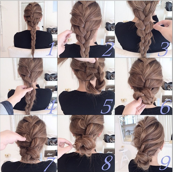 髪型 フォーマル髪型簡単 , 写真 54