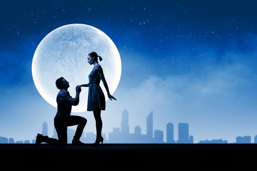 思い出の場所 プロポーズ