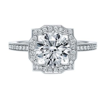 Belle by Harry Winston Ring (ベル・バイ・ハリー・ウィンストン・リング)