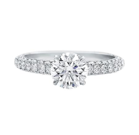 Attraction by Harry Winston, Diamond Ring (アトラクション・バイ・ハリー・ウィンストン/ダイヤモンド・リング)