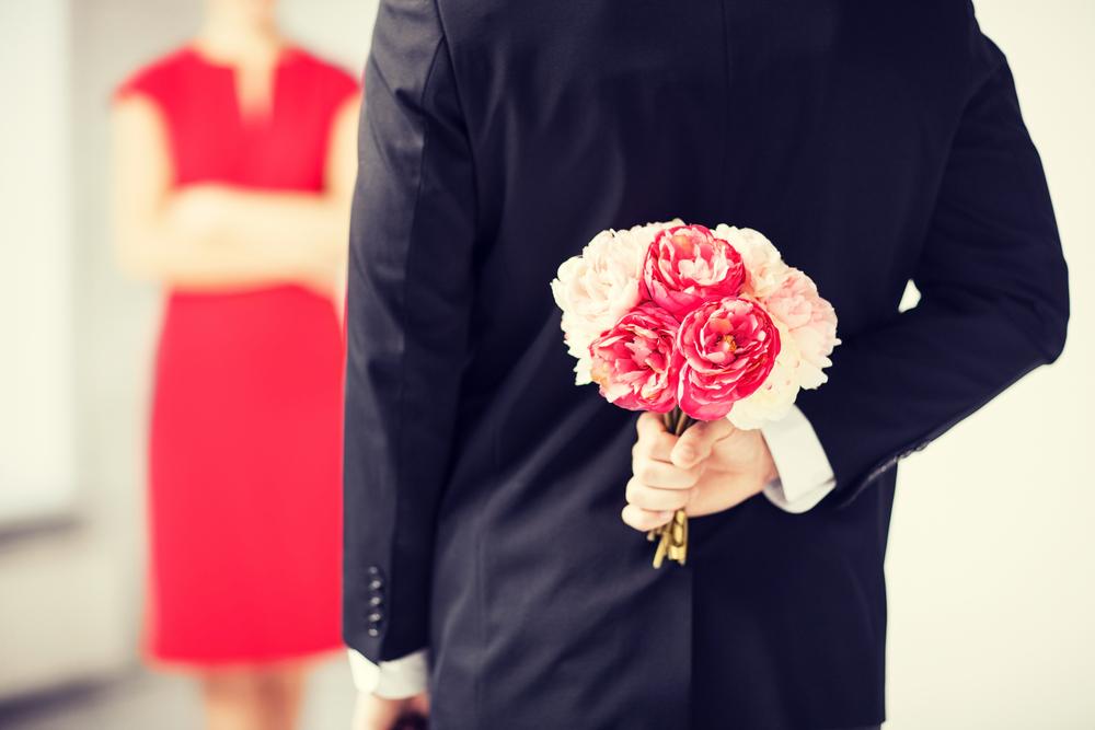 プロポーズで花束をプレゼントはアリ?