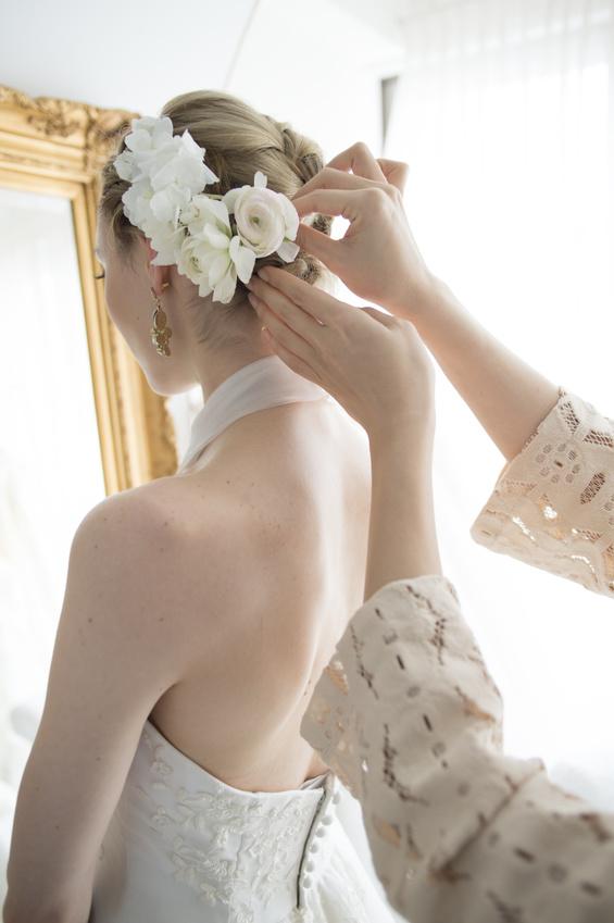 ボブスタイルの花嫁必見!結婚式で輝く花嫁になるためのおすすめ