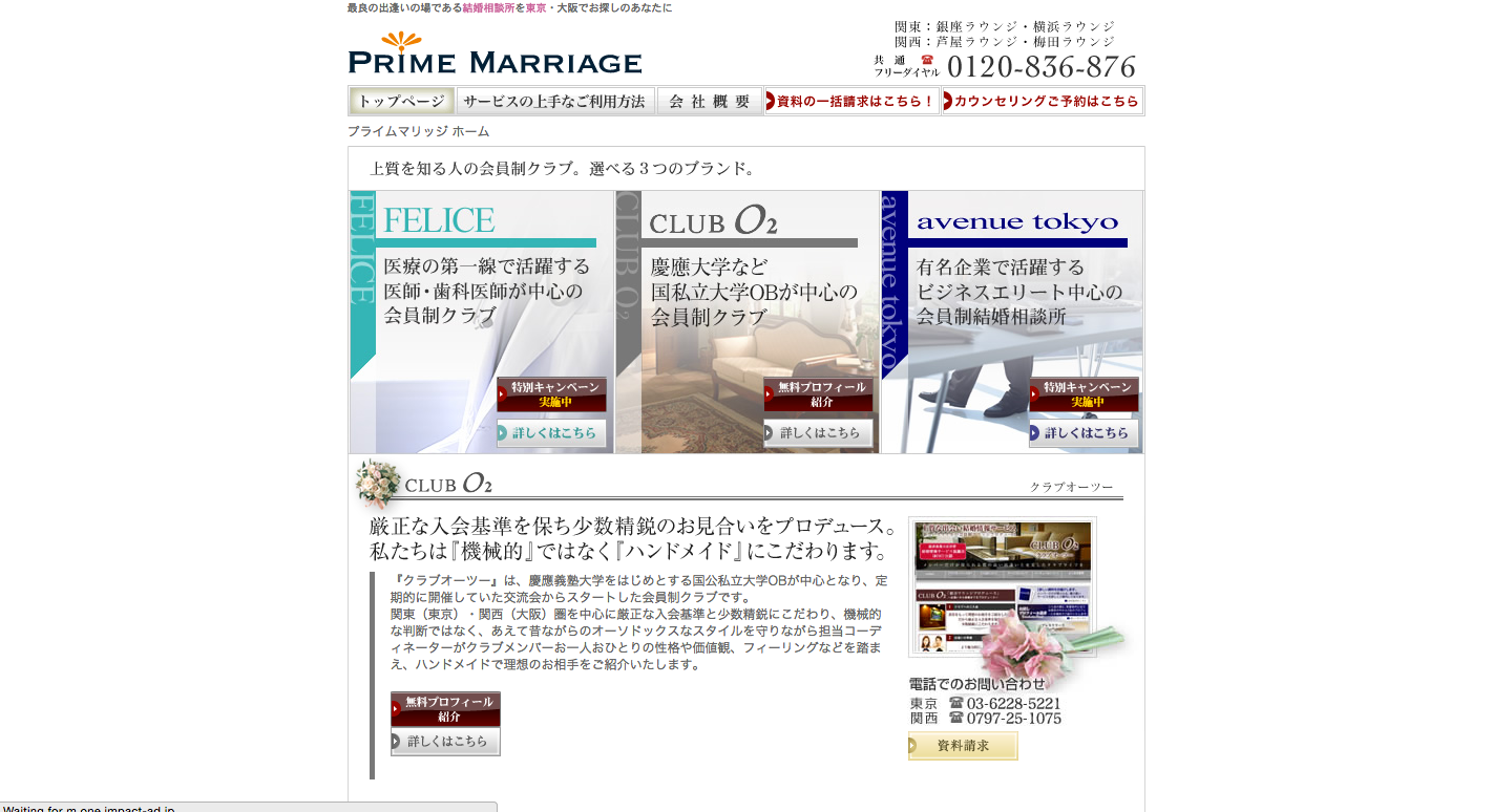 Prime Marriage