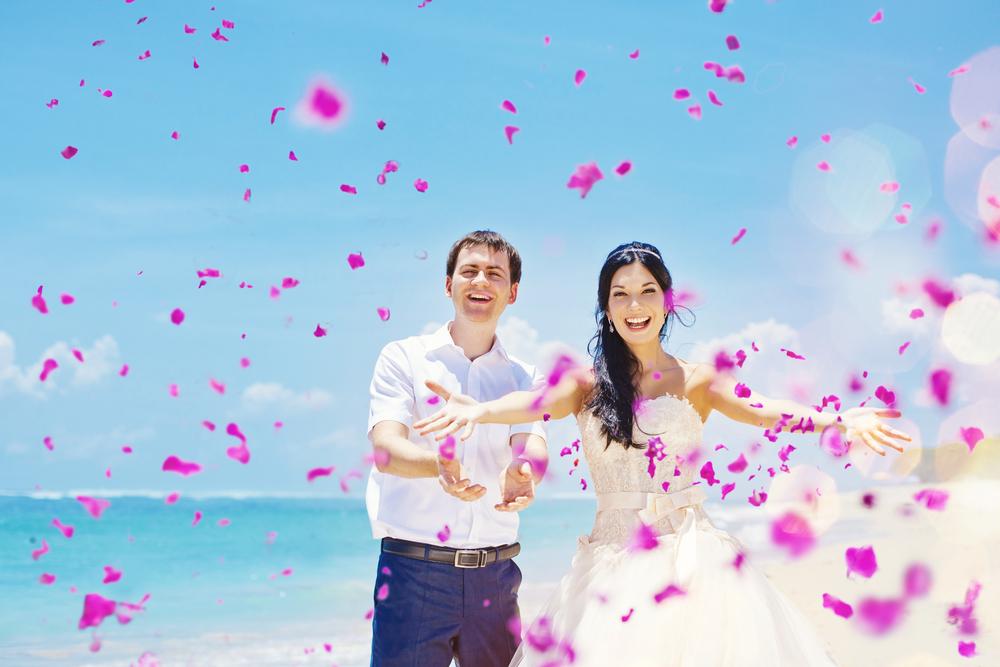 バリ島での結婚式の魅力は?
