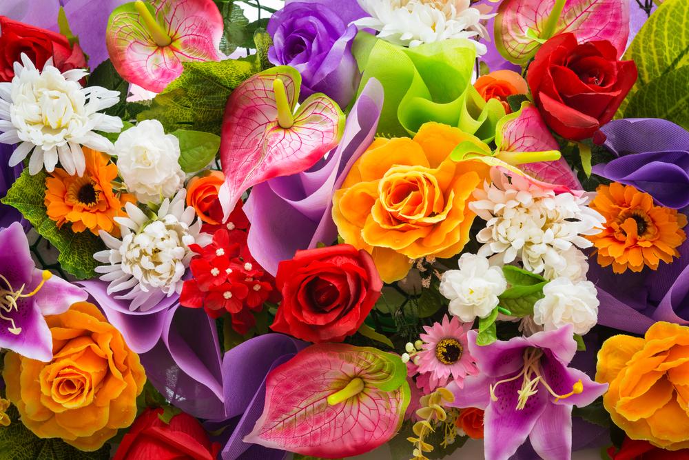 結婚式の装花としておすすめ!季節ごとの旬のお花