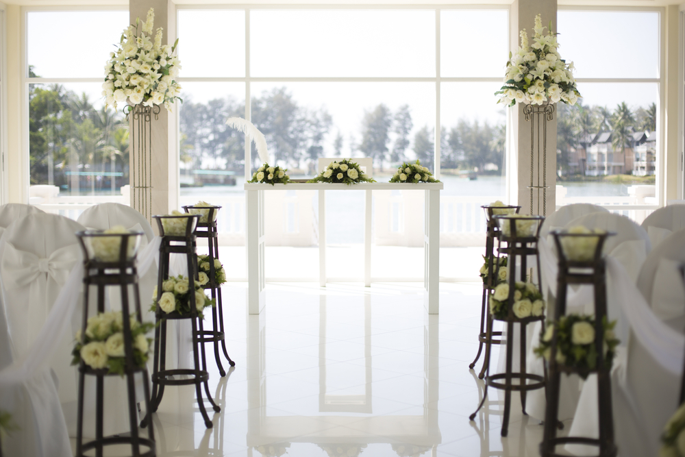 結婚式の会場の選び方のポイントは?