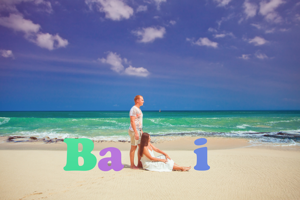 バリ島でのフォトウェディングの魅力とは?
