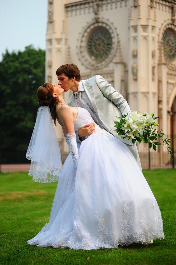 ロシア 結婚式