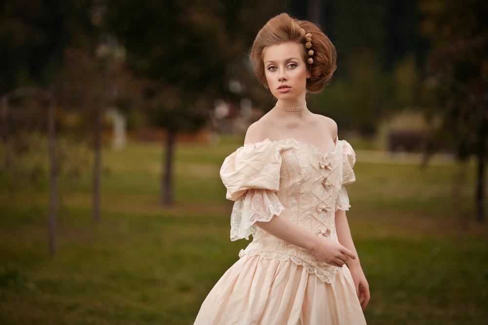 結婚式で着てみたい!レトロで可愛いヴィンテージウェディングドレス画像まとめ