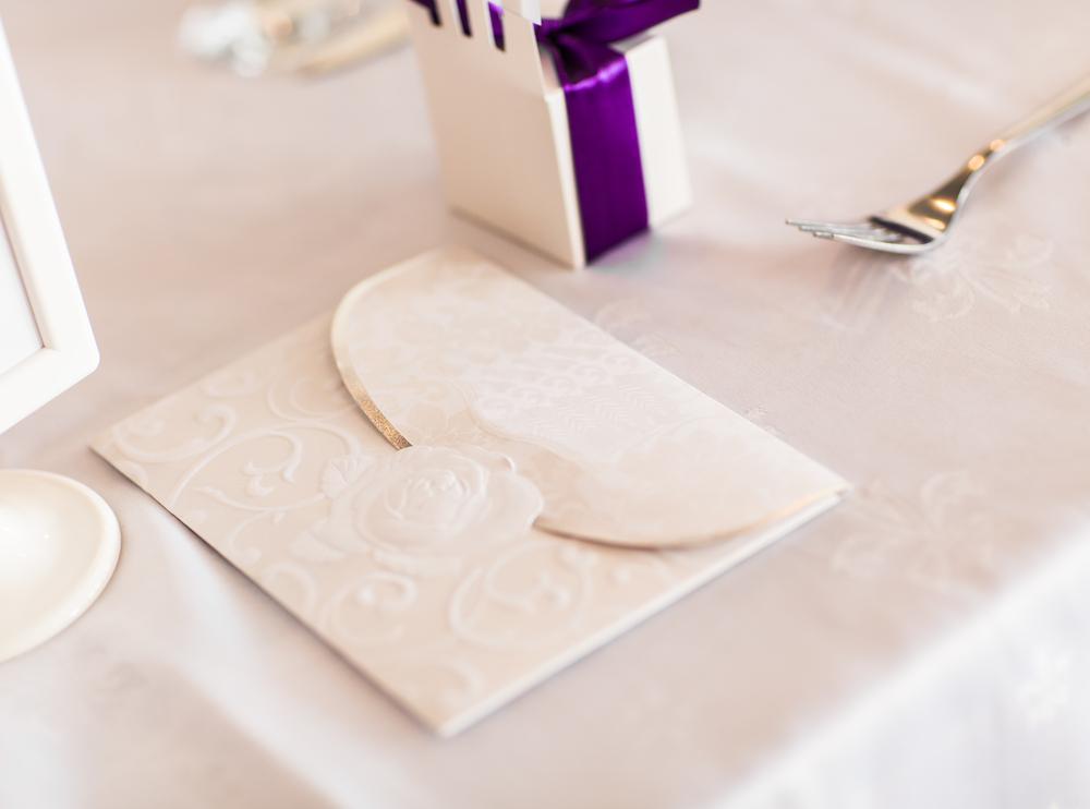 感謝を伝える花嫁の手紙