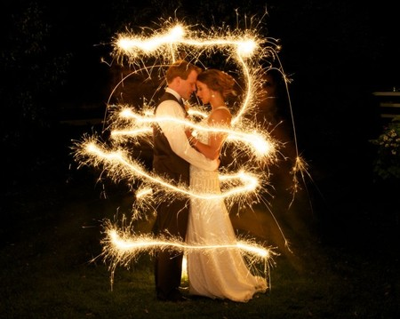 wedding-sparklers
