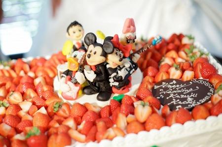 ディズニーケーキ