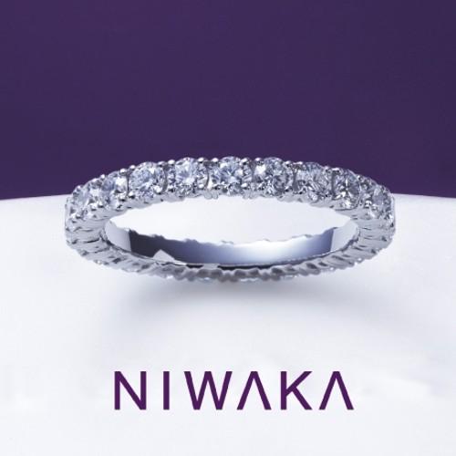 結婚指輪 エタニティ