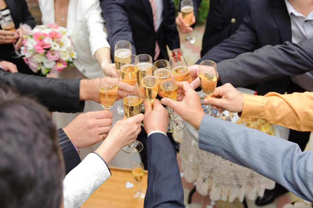 乾杯の挨拶