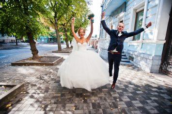 結婚式の体験記