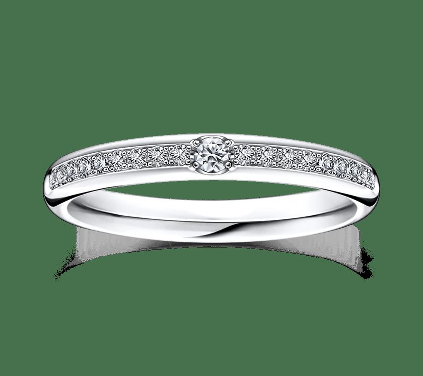 ラザールダイヤモンドのエタニティリング4