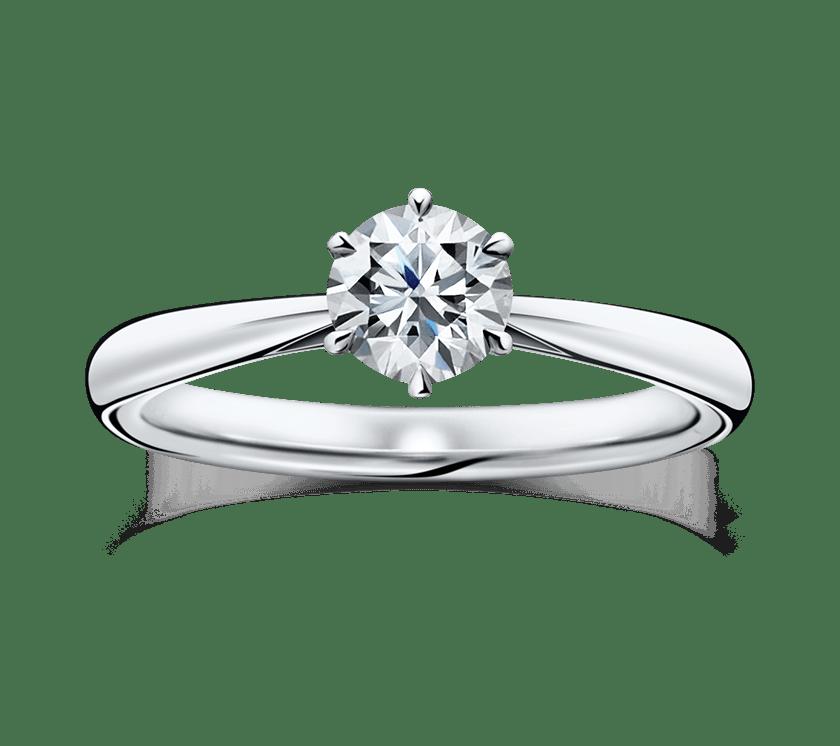 ラザールダイヤモンドの婚約指輪3