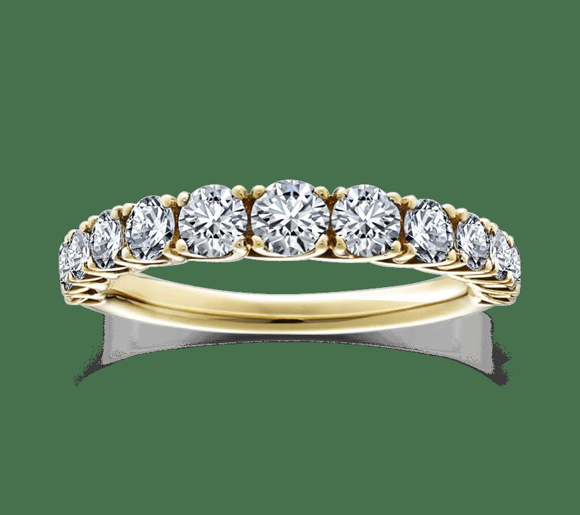 ラザールダイヤモンドのエタニティリング2