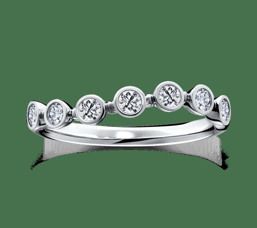 ラザールダイヤモンドのエタニティリング3