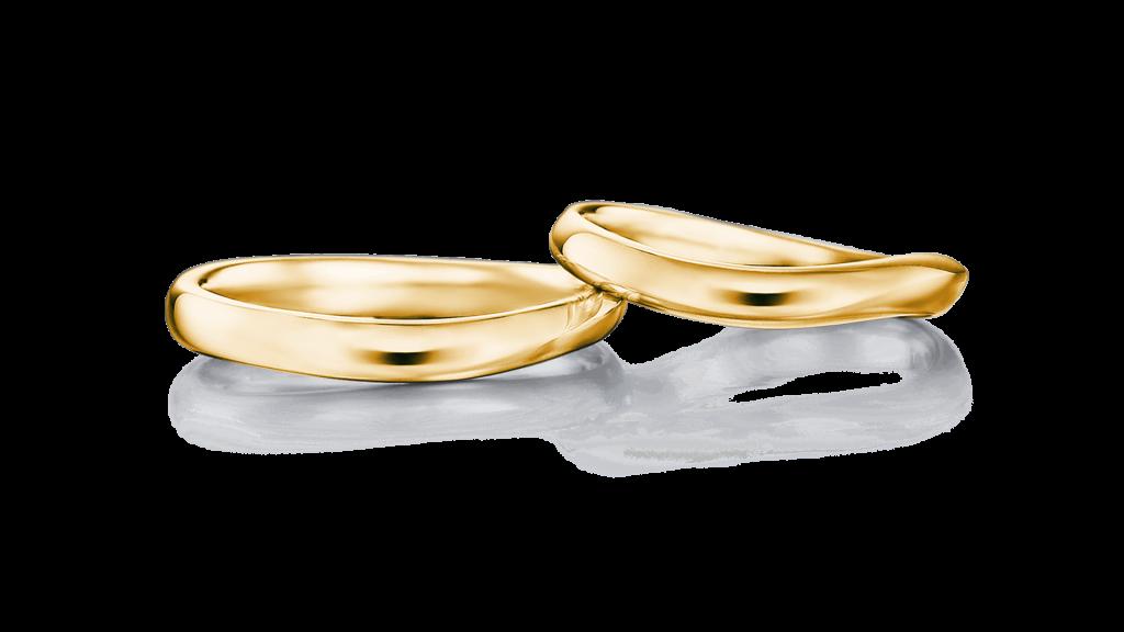 I-PRIMO(アイプリモ)のイエローゴールドの結婚指輪5