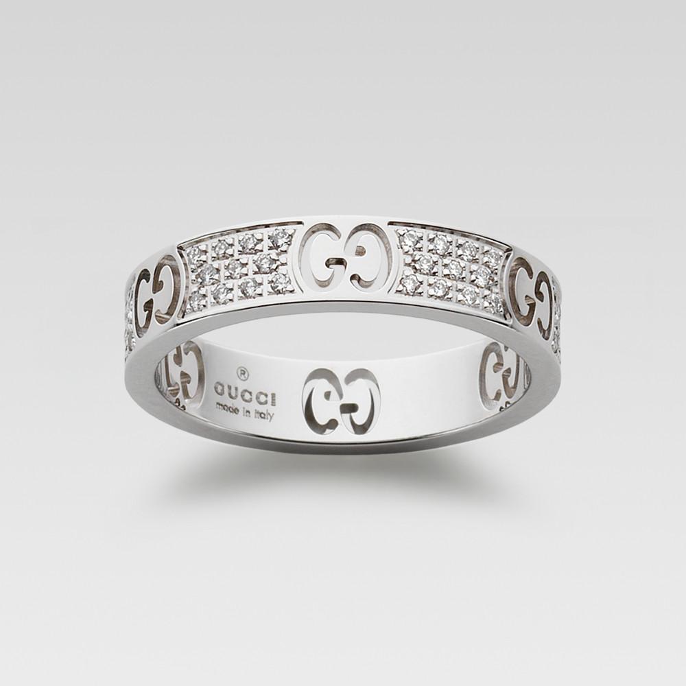 new style a012e 47f2c 洗練されたデザインが素敵!GUCCI(グッチ)の婚約指輪のおすすめ ...