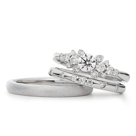 銀座ダイヤモンドシライシのセットリング03
