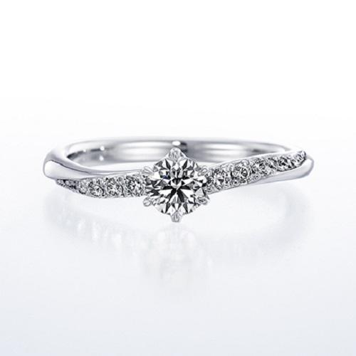 銀座ダイヤモンドシライシオススメリング