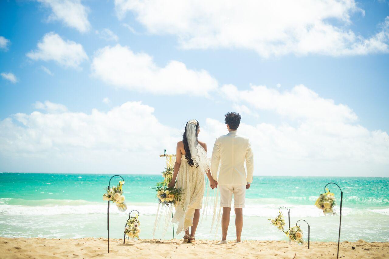 ハワイ 挙式