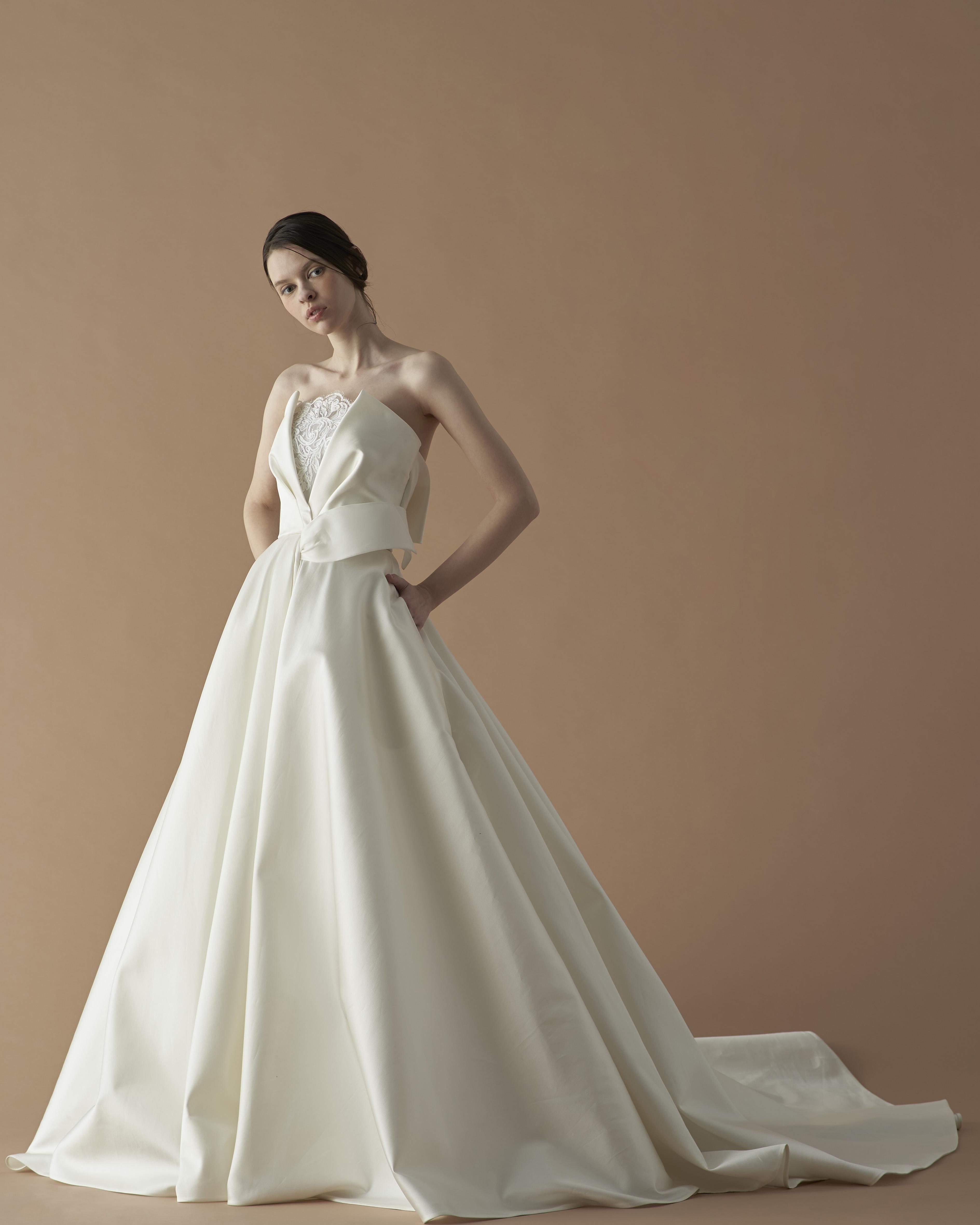 44d119d4ab4d7 人気ブランド「アントニオ・リーヴァ」のウェディングドレスが試着できる ...
