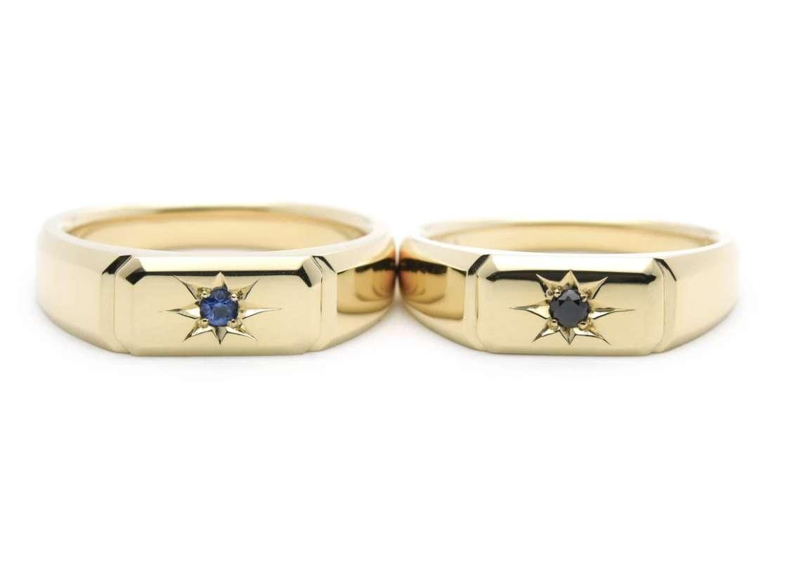 結婚指輪hamri