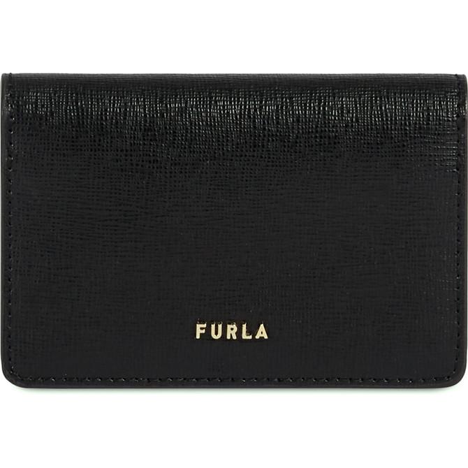 FURLA カードケース Nero