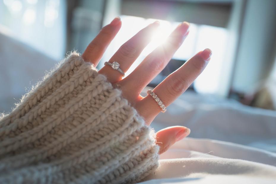 20代前半女子が選ぶ婚約指輪